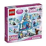 LEGO Disney Princess - 41062 - Jeu De Construction - Le Palais De Glace D'elsa