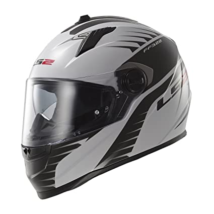 CASQUE INTEGRAL FF322 AIR FIGHTER WHITE BLACK NEW 2015 TG M