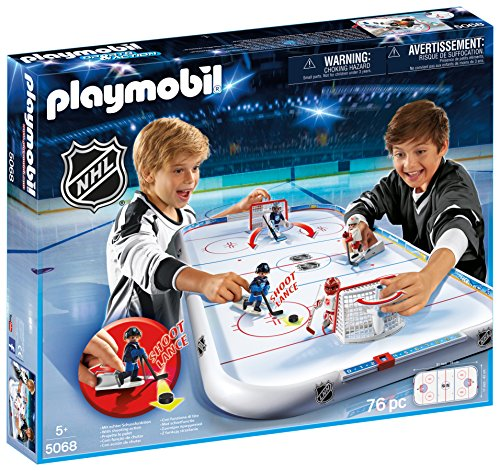 PLAYMOBIL NHL Hockey Arena (Nfl Fan Pull compare prices)