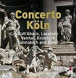 Plays Dall'abaco,Locatelli/+