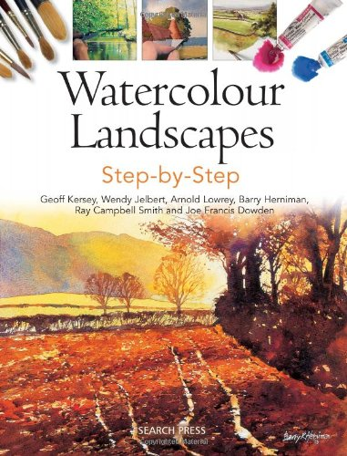 Watercolour Landscapes Step-by-Step (The Price If Salt compare prices)