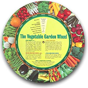 vegetable garden wheel