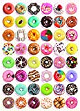EuroGraphics Donuts Jigsaw Puzzle (1000-Piece)