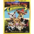 Beverly Hills Chihuahua 3 [Blu-ray + DVD + Digital Copy]
