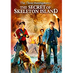 Three Investigators & Secret of Skeleton Island