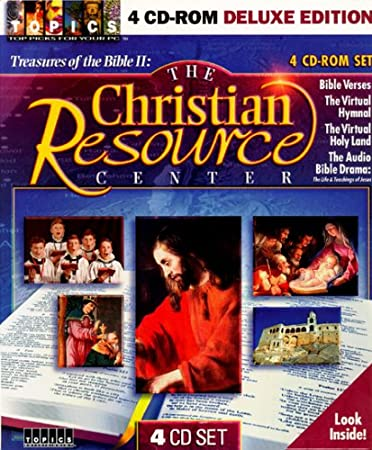 Treasures of the Bible II: The Christian Resource Center