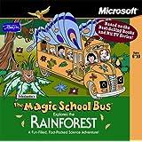 Microsoft Scholastic's The Magic School Bus Explores the Rainforest (Jewel Case) Ages 6-10 [Old Version]