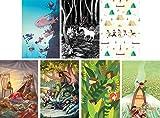 img - for Lumberjanes Issue 15-21 Cover B 1:25 Retailer Incentive Virgin Variant Set - Bundle of Seven (7) BOOM! Studios Comics book / textbook / text book