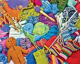 Springbok Knit Knacks 1000 Piece Jigsaw Puzzle