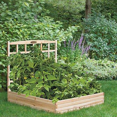 Raised Garden Beds 173245 front