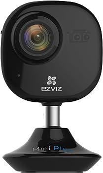 EZVIZ Mini Plus HD 1080p Wi-Fi Video Security Camera