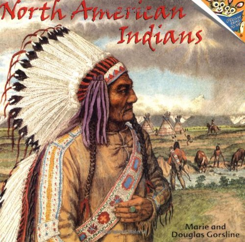 North American Indians (Pictureback(R)) (American Pictures compare prices)