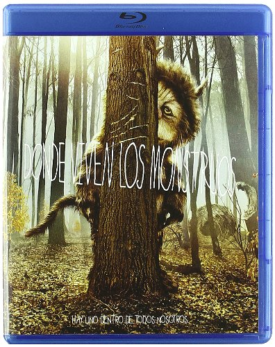 Donde Viven Los Monstruos [Blu-ray]