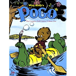 Hermes Press udgiver Walt Kelly's Pogo: The Complete Dell Comics til juli 2013