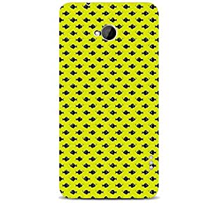 Skin4gadgets NAUTICAL PRINT PATTERN 12 Phone Skin for HTC ONE MAX