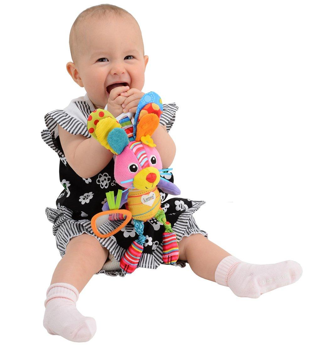 ベビーカーにつけたいおもちゃ22選!ベビーのおでかけをもっと楽しく♪