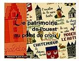 echange, troc Marie-Thérèse Chabin - Le patrimoine de l'ouest au point de croix