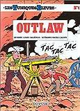 echange, troc  - Les Tuniques bleues, tome 4 : Outlaw