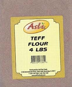 Teff Flour 4lb