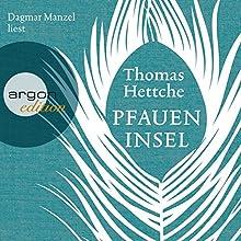 Pfaueninsel (       gekürzt) von Thomas Hettche Gesprochen von: Dagmar Manzel