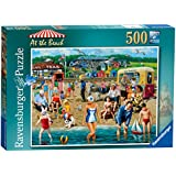 Ravensburger at The Beach Puzzle (500-Piece)