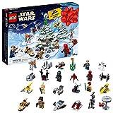 LEGO 6213564 Star Wars TM Advent Calendar, 75213, 2018 Edition, Minifigures, Small Building Toys, Christmas Countdown Calendar for Kids (307 Pieces), Multi-Color