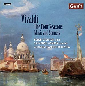Vivaldi The Four Seasons - Music And Sonnets from Guild
