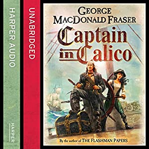 Captain in Calico Audiobook