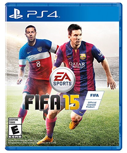 FIFA 15 (2014) (Video Game)