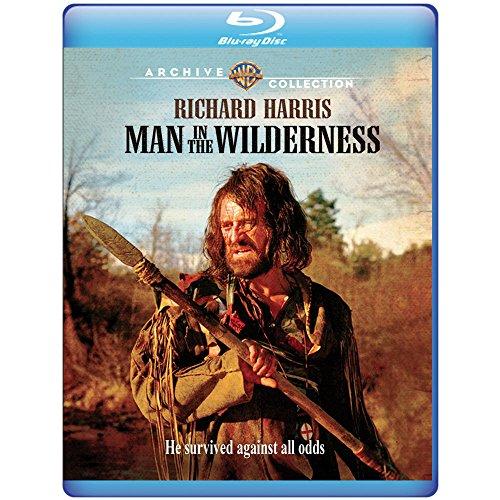Man in the Wilderness (1971) [Blu-ray]