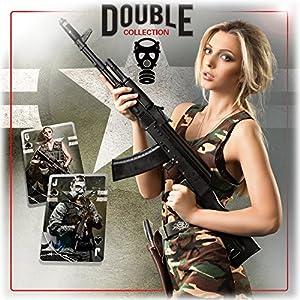 Modern War Poker Cards 1 Deck