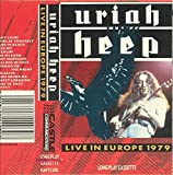 Live in Europe 1979 [CASSETTE]