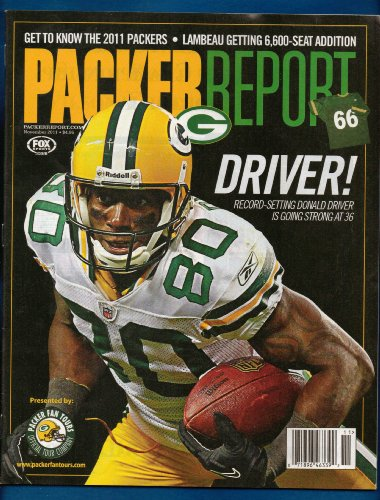 Eddie Lacy Sports Illustrated Donald Driver Green Ba...