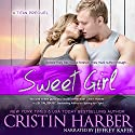 Sweet Girl: Titan, Book 1.5 (       UNABRIDGED) by Cristin Harber Narrated by Jeffrey Kafer