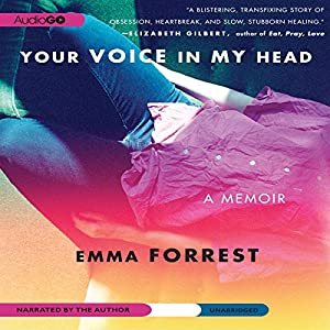 Your Voice in My Head Audiobook
