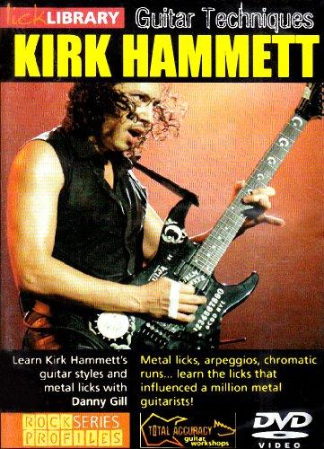 Learn To Play 50 Metal Killer Licks Dvd