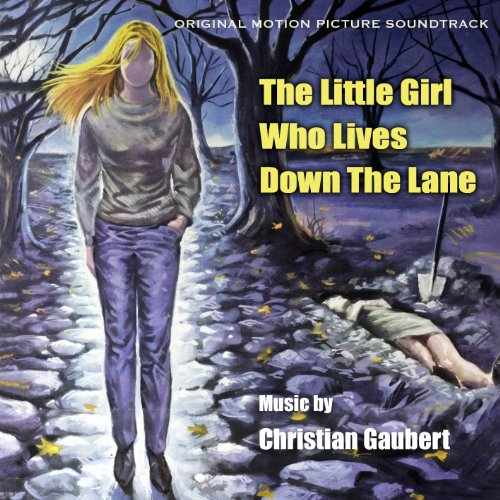 Original album cover of The Little Girl Who Lives Down the Lane, limited-edition CD by Christian Gaubert