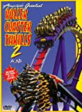 Roller Coaster Thrills in 3-D 2 (3-D) [DVD] [Import]
