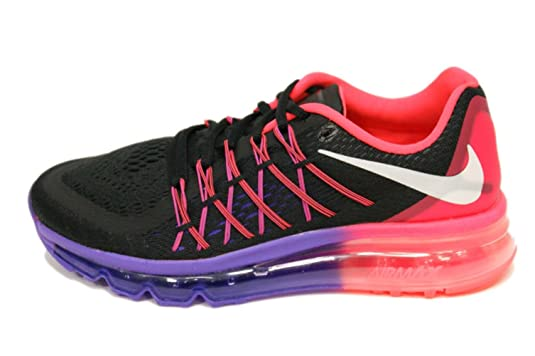 Womens Nike Air Max+ 2015 Premium Running Shoes 14