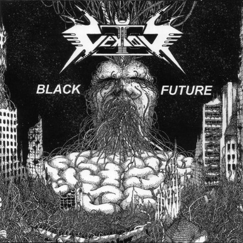 Black Future by Vektor (2009-11-17)