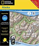 GPS or Navigation System - National Geographic TOPO! Alaska Map CD-ROM (Mac)