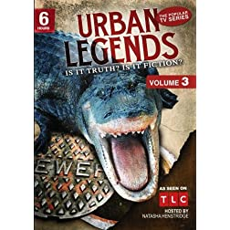 Urban Legends - Volume 3 - 2 DVD Set (5 Hours) - Amazon.com Exclusive