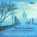 Pedro Vlarroig ; Piano Concerto/Strin...
