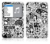Apple iPod classic スキンシール [IPC-AT15 Life ]