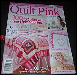 Quilt Pink 2007 Better Homes And Gardens Creative