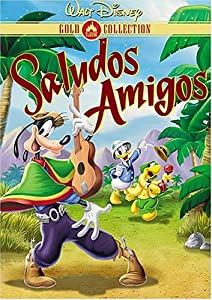 Saludos Amigos (Disney Gold Classic Collection)