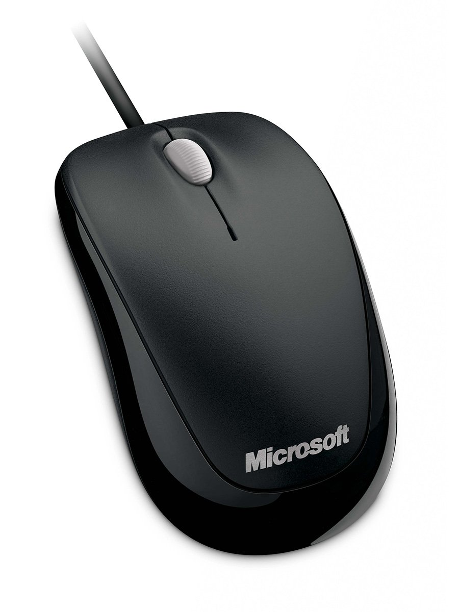 Comparer MICROSOFT COMPACT OPTICAL MOUSE 500 NOIR