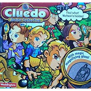 Cluedo Junior Detective!