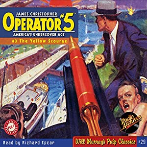 Operator #5 #3, June 1934 Audiobook