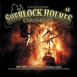 Die drei Beldonis (Sherlock Holmes Chronicles 12) Hörspiel